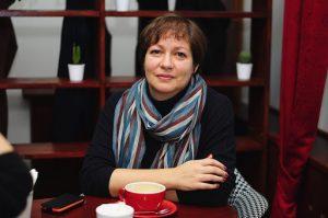 Tatiana Vodolazhskaya